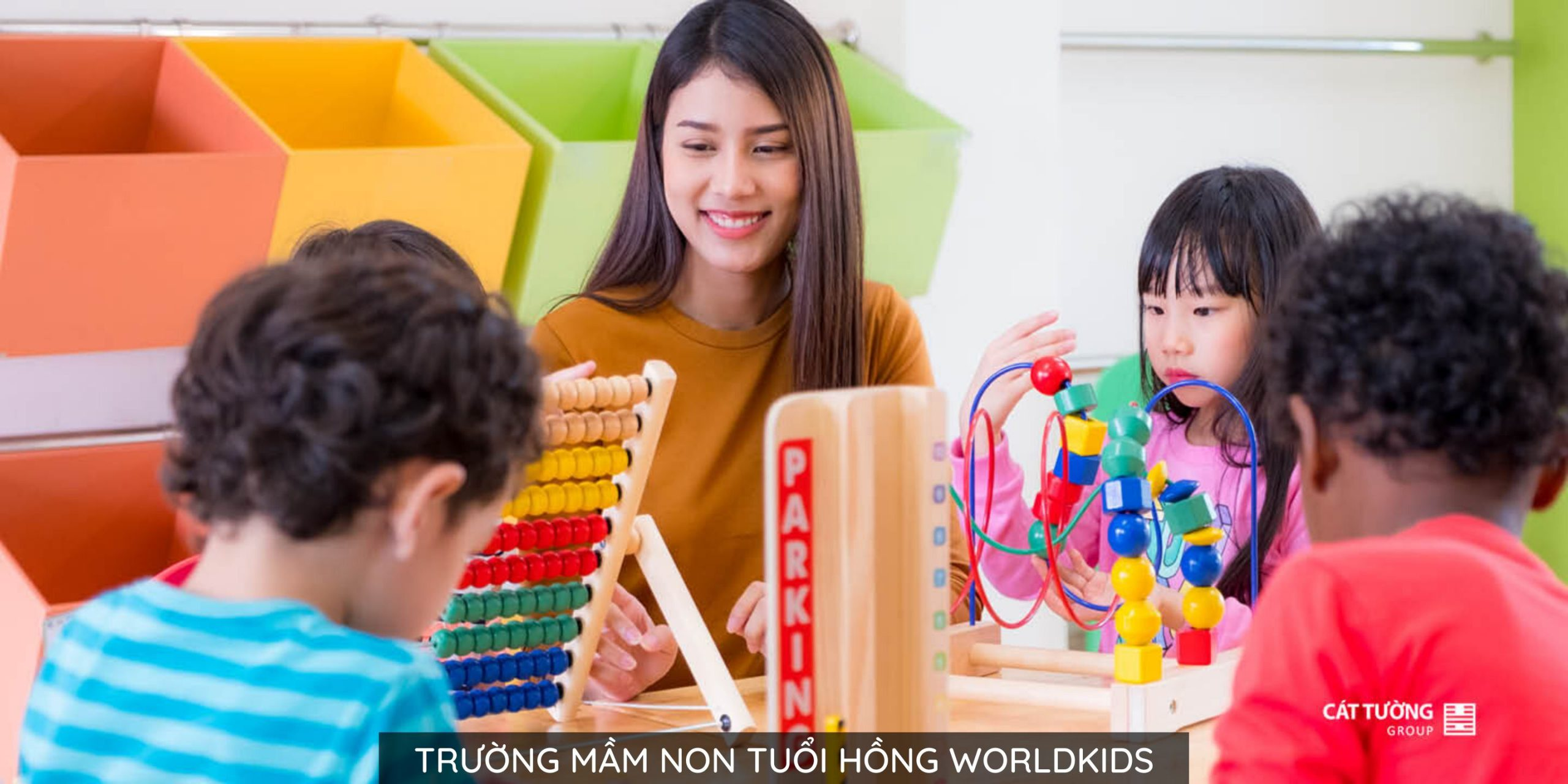 trường mần non